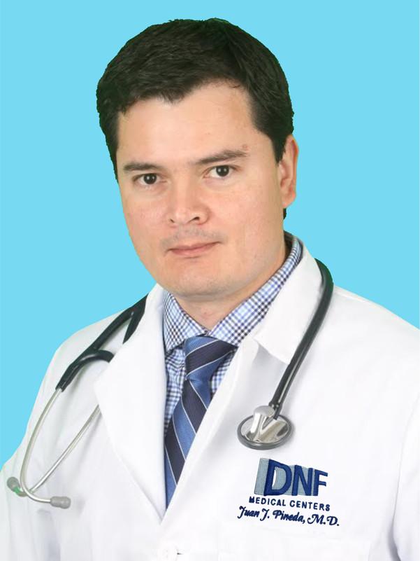 Juan J. Pineda, M.D.