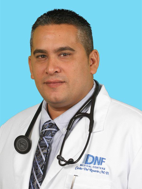 Carlos Del Rosario, M.D.