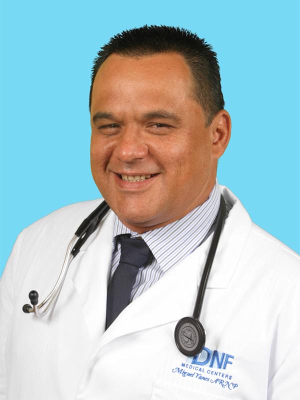 Miguel Yanes, ARNP