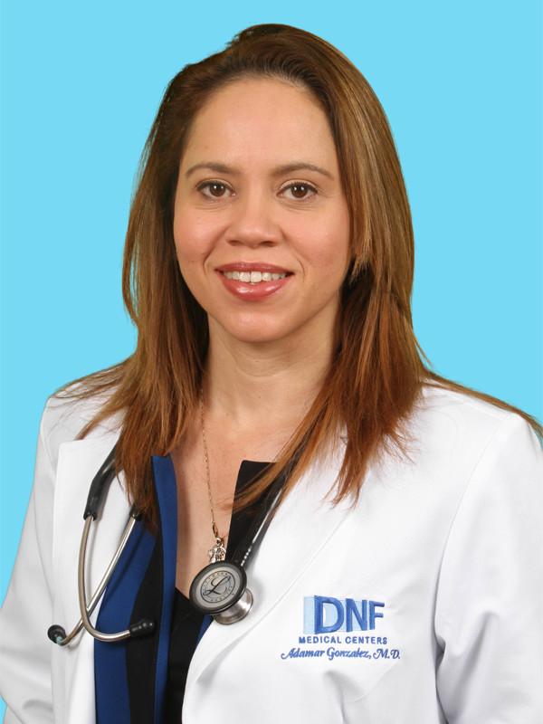 Adamar González, M.D.