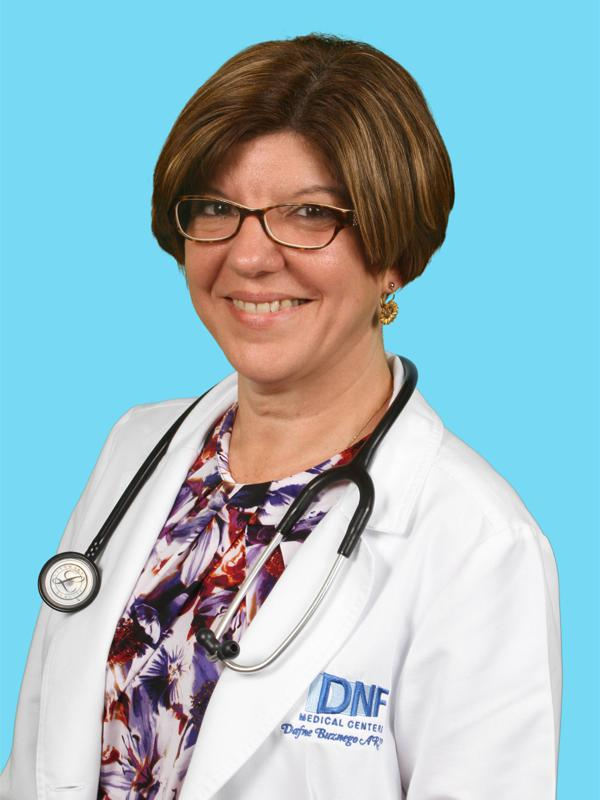 Daphne Buznego, ARNP