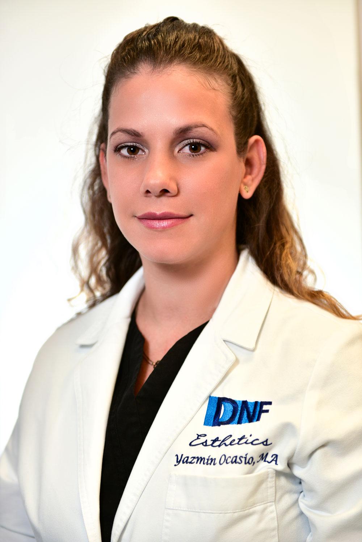 Yasmin Ocasio, Medical Esthetician