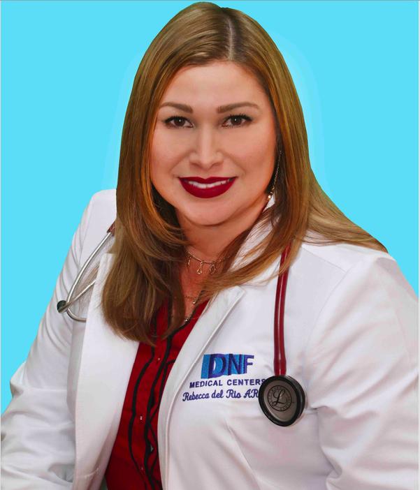 Rebeca Del Río, MSN, FNP, ARNP-C